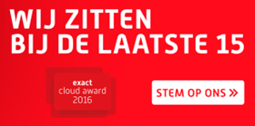 exact cloud award 2016 banner twitter
